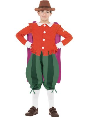 Horrible Histories - Guy Fawkes Costume | Boys Fancy Dress